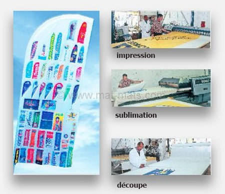impression-sublimation-decoupe - impression numérique