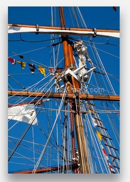 mat-de-marine - histoire du mât