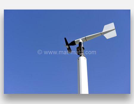 mat-girouette - mât antenne